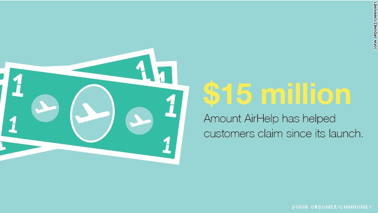 AirHelp compensates for cancelled and delayed flights