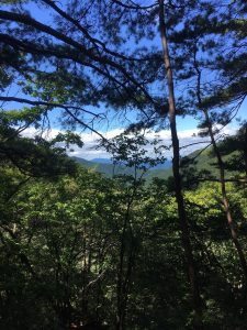 Digital Nomads in Korea - Chiaksan National Park