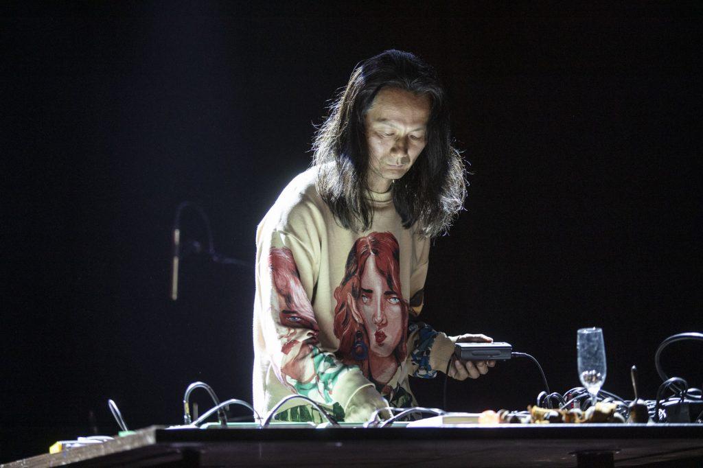 Aki Onda at AAF 2019 Wroclaw
