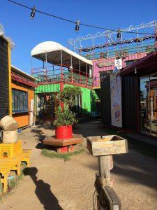 Container Yard, Hallim, Jeju
