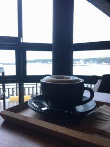 Coffee on Jeju Island