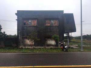 Abandoned building, Bokor