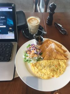 Breakfast at Faculty of Caffeine