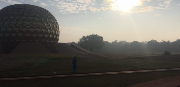 Is Auroville worth visiting for Digital Nomads?