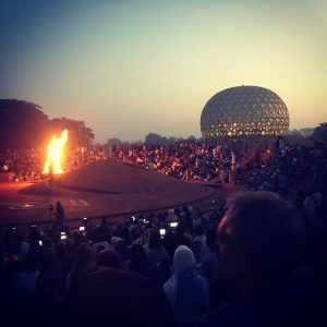 50th anniversary of Auroville