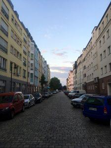 Streets of Dresden Neustadt