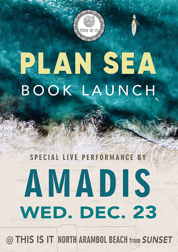 Plan Sea Book Launch