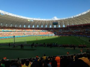 Brazil World Cup 2014 - Netherlands vs Australia