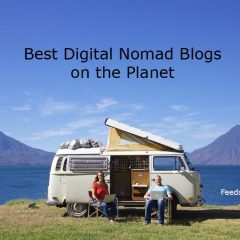 Digital Nomad Awarded Among Top Digital Nomad Blogs