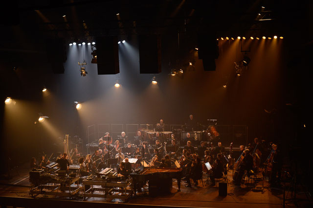 Frieder Nagel and the Deutsches Symphonie Orchester