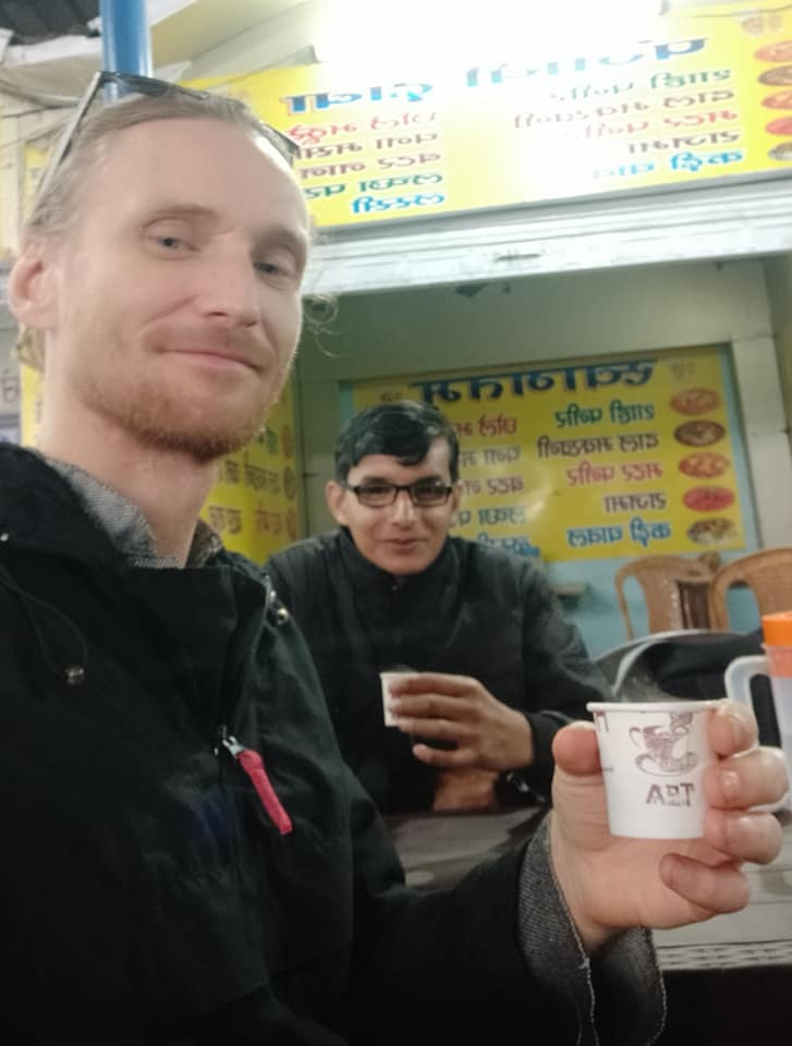 Writing From Leopold Cafe, Heartbeat of Shantaram • Digital Nomad