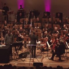 Marc Romboy and the Dortmund Philharmonic Orchestra