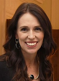 Jacinda Arden, New Zealand Prime Minister