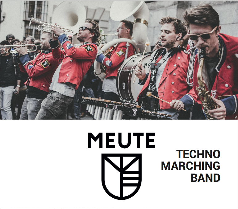Meute Techno Marching Band