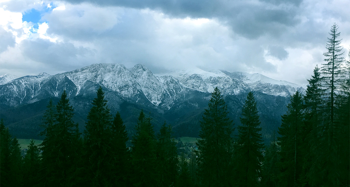 The Mountains of Zakopane • Poland • Digital Nomad