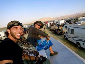 The long road to Burning Man 2014
