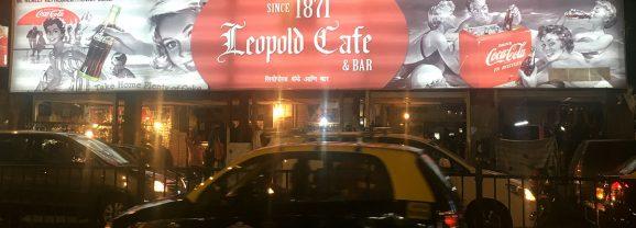 Writing From Leopold Cafe, Heartbeat of Shantaram